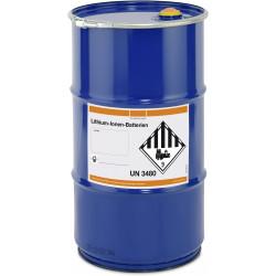 Fût batteries Lithium ADR